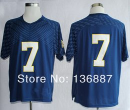 Factory Outlet- Notre Dame Fighting Irish #7 Stephon Tuitt ,Free Shiping,College Techfit Football Jerseys,Embroidery logo,Can Mix Order Jers