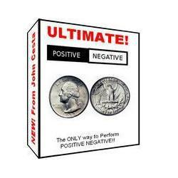Wholesale John Cesta Ultimate Positive Negative Only PDF File magic tricks Mentalism magic