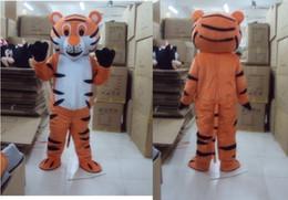 2016 new Orange tiger Cartoon Character Costume mascot Custom Products custom-made(s.m.l.xl.xxl) free shipping