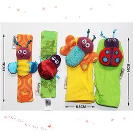 Acheter en ligne Chaussettes lamaze hochet-2,015 nouvelle Lamaze Ramaze Dragonne 2 Puzzle hochets jouets pour bébés multifonctionnels et chaussettes Lamaze traction de Majoris