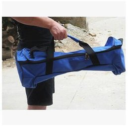 Wholesale 6 inh Blue Carrying Bag for Self Balancing skateboard Scooter Portable Wheel Self Balancing Board Carrier Bag TOP1063