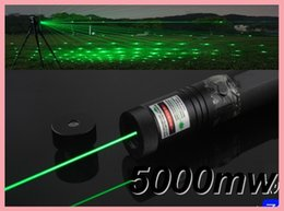 Wholesale 5000mw Laser Pointer Pen with Charger Retail Promotion nm MW blue Laser Pointer with Battery in Set for M gift
