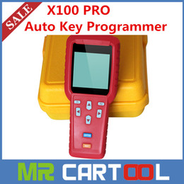 Wholesale 2017 Newly Xtool X100 PRO Auto Key Programmer x100 Updated Version x100 plus Programmer X Key Programmer Update Online