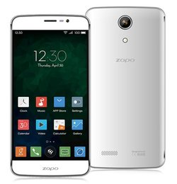 Wholesale ZOPO Speed Octa Core MTK6753 Smartphones GHz GB GB Android inch MP G