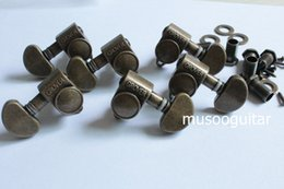 Wholesale Aged Gold Tuners for electric guitar
