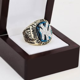 Wholesale High quality Replica New and York yankees Baseball Championship Ring Size Best Fan Gift for Men Jewelry k Plated