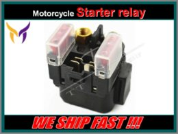 Wholesale ATV Motorcycle electrical Parts Starter Solenoid Relay Lgnition Key Switch For Yamaha RAPTOR YFM350