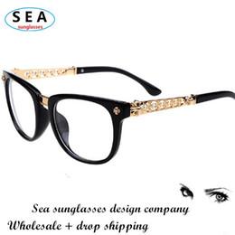 Fahion metal round glasses MEN eye glasses frame eyeglasses WOMEN oculos de grau femininos optical computer eyeglasses s0078