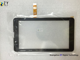 High quality 7 inch Tablet PC Capacitive Touch Screen touch panel digitizer PB70JG1110 ZY TOUCH