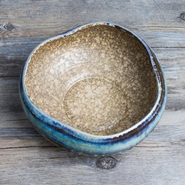 Wholesale Original Coarse Pottery Tea Pet Handmade Tea Washing Filter Strainer Kungfu Tea Tools Accessory Ceramics Gift Antique Fish Tank