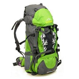 45L waterproof women&men travel backpack outdoor camping professional climbing bags hiking backpack sport bag men's backpacks