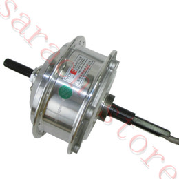 250W 24V wheel hub motor for scooter , electric rear motor ,DC gear brushelss motor