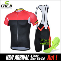 Wholesale-Bike Wear Cycling Red Clothing Cheji 2015 cycling jerseys Mens Road Bike Clothing Sets Camisa Ciclismo Bike Jerseys