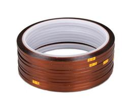 (Width) 10mm  20mm  30mm * Length 27m Heat Resistant Heat Press sublimation Mug Tape 10PCS LOT