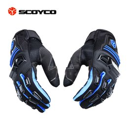 Wholesale-Outdoor Protection Gloves Motorcycle Summer Breathable Race Cross Gloves Motorcycle Gloves Racing XXL