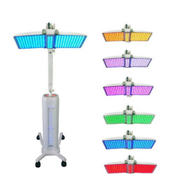 Beauty Led Light Therapy PDT Therapy Skin Rejuvenation Machine Led PDT skin machine with colors