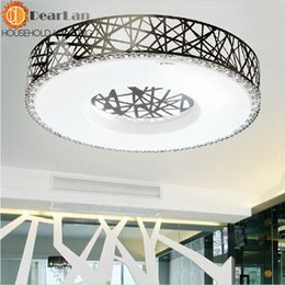 Wholesale circular led ceiling lamp led item bargain price Apply to parlor restaurant mall Choose andy lamps and lanterns order lt no track