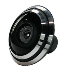 1 3inch Mini Lens 1.7 mm Ultra Wide Angle (Fish Eye View)For CCTV IR HD Camera