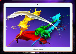 Wholesale 10 inch eight core tablet phone WIFI IPS flat screen navigation pad ARM x1600 Android4 Add Lenovo logo
