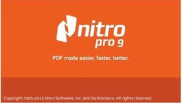Wholesale Nitro Pro for window latest version of PDF software