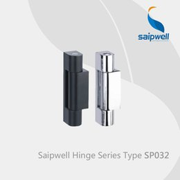 Wholesale Saipwell SP032 zinc alloy universal lambo door hinges heavy duty weld hinges shower screen pivot hinges in a Pack