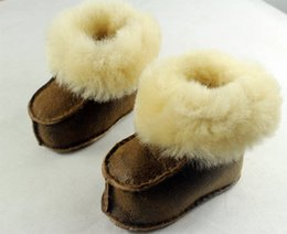 Wholesale-Free shipping!2015 winter baby snow boots,baby fur boots,new born baby wool boots,0-12 month,retail