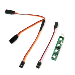 Wholesale Hot pc LED Brake Light Board For RC QAV250 Multicopters Air Helicopters Green Discount