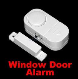 Promotion entrée de la porte de sécurité Mode Hot porte sans fil fenêtre entrée d'alarme antivol Protector Security Guardian sécurité