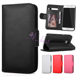 For Galaxy S7 Leather Case Photo Frame Wallet Flip Leather Case Cover Credit Card Holder Phone Case For Samsung Note 5 S7 Edge