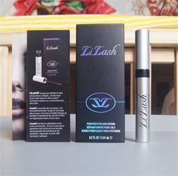 Wholesale Hot Item LiLash Purified Eyelash Serum fl oz ml Make Your Eyelash grow for best quality free ship