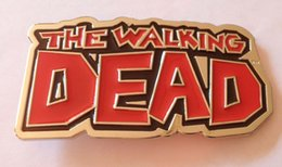 Wholesale The walking dead belt buckle