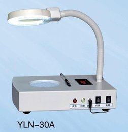 220V Colony counter Bacteria quantity counting machine Bacterial tester Built-in magnifying glass With lamp