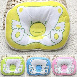 Wholesale Hot Sales Best Quality Soft Newborn Baby Infant Prevent Flat Head Shape Support Sleeping Positioner Pillow Fx304