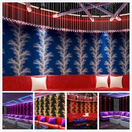 Modern Gold Foil Flame Mural Wallpaper PVC Waterproof 3D Wallpaper Roll Living room TV Bar Wall Paper Blue Gold Papel De Parede