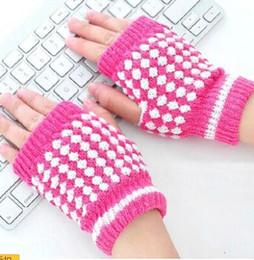 doigt d'Ananas Gants pour garçons filles de Dames d'Hiver de Gants Mitaines d'Hiver Chaud Tricot Mitaines clavier de l'Ordinateur Tricoté des Mitaines à partir de garçons doigt moufle fournisseurs