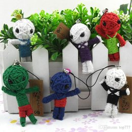 2016 new fashion Best Selling Voodoo Doll Hoodoo Puppet miraculous toys