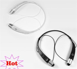 HBS500 Headphone HBS 500 Headphones Headsets Wireless Bluetooth Stereo Earphone Cell Phone Earphones Neckband With Retail Box