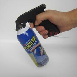 Wholesale labor saving Plasti Dip handle Rim membrane portable spray gun Spray Can Trigger Handle MX PD02