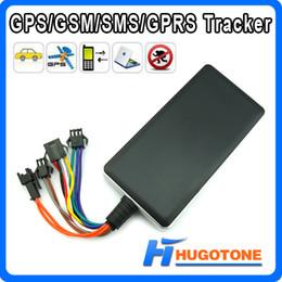 GT06N Localizador GPS mini que sigue el dispositivo para la motocicleta del carro / coche con el sistema antirrobo de alarma de batería baja chipset sensible batería de larga duración desde dispositivos anti-robo de coches proveedores