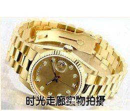 Wholesale Cheap Good Quality Gifts - good man with gift box brand new drop shipping Mechanical cheap High quality Automatic master men watch luxury sports Men's Watches ro