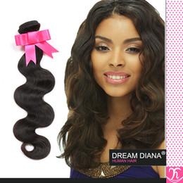 2015 New Queen Hair Brazilian Body Wave 4 pcs lot Brazilian Virgin Hair Body Wave,Natural Black Brazilian Hair Weave Bundles
