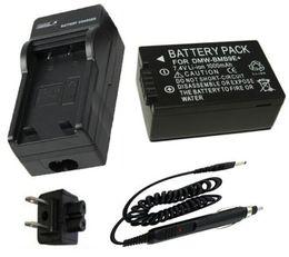 Wholesale Details about Battery Charger for Panasonic Lumix DMC FZ70K DMC FZ70 DMC FZ72 Digital Camera