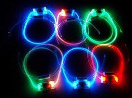 Wholesale LED Light up Flash ShoesLaces LED Light up String used for Clothing Decoration