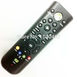 Original New Slim Button media remote Control DVD Playback Game Media For Microsoft for Xbox 360 Video Game