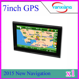 7 inch Car GPS Navigation Build 4GB Map Latest Map MP3 MP4 FM car GPS ZY-DH-03