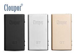 Cloupor gt en Ligne-Original Cloupor GT TC 80w Box mod Contrôle de la température cloupor mini Version de mise à niveau vs Sigelei 75w IPV3 iStick 50w Smok 30w Clouper GT box