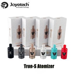 Evic vtc à vendre-Réservoir authentique Joyetech Tron-S atomiseur liquide 4,0 ml Side View Control Airflow pour EVIC VTC Mini Kits