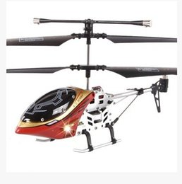Wholesale Iron Man charging electric remote control airplane remote control aircraft channel lantern stable ruggedness metal version
