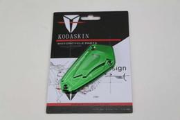 Wholesale Freeshipping KODASKIN CNC Brake Clutch cover Billet Front Brake Green color for kawasaki Z250 Z750R GTR1400 Z1000