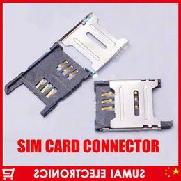 Wholesale flip type SIM P card adapter solt sockect for GPRS phone ect